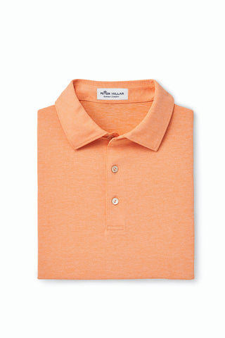 PETER MILLAR SOLID JERSEY POLO - SC ESSENTIAL - MS20EK01S