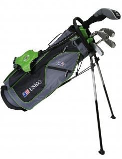 U.S. Kids UL57 5-Club Carry Bag Set