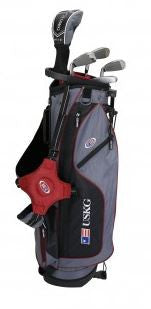 U.S. Kids UL60 5-Club Stand Bag Set
