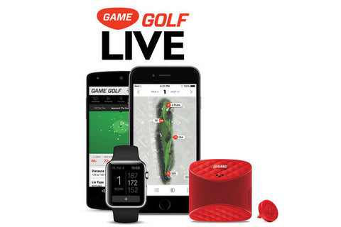 Game Golf Live - GPS Shot Tracking