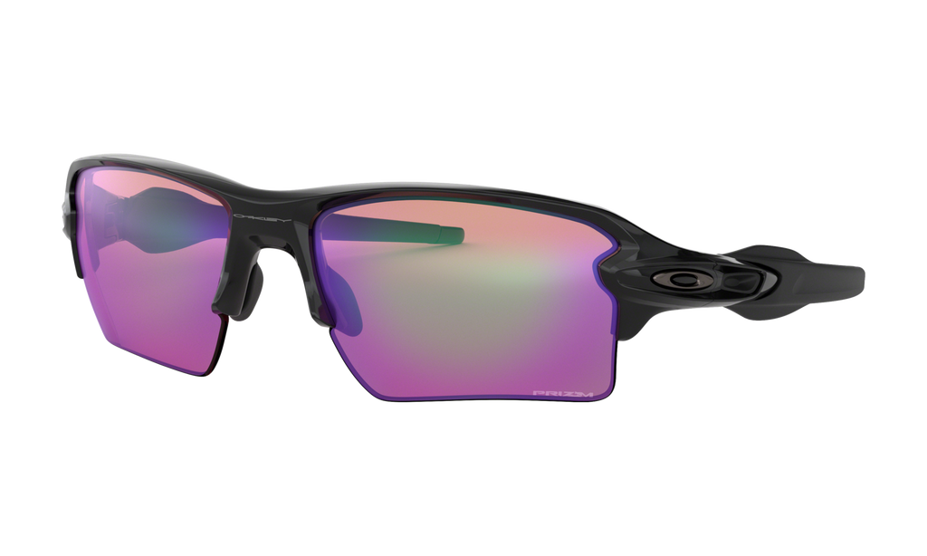 Oakley Flak 2.0 XL Polished Black Sunglasses