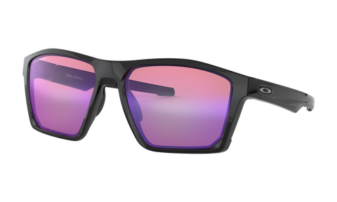 Oakley Targetline Polished Black Sunglasses