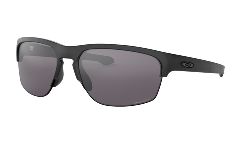 Oakley Sliver Edge Matte Black Sunglasses