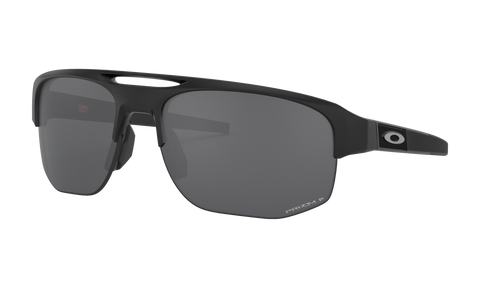 Oakley Mercenary Matte Black Prizm Polarized Sunglasses