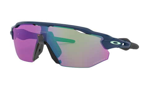Oakley Radar EV Advancer Poseidon Prizm Sunglasses