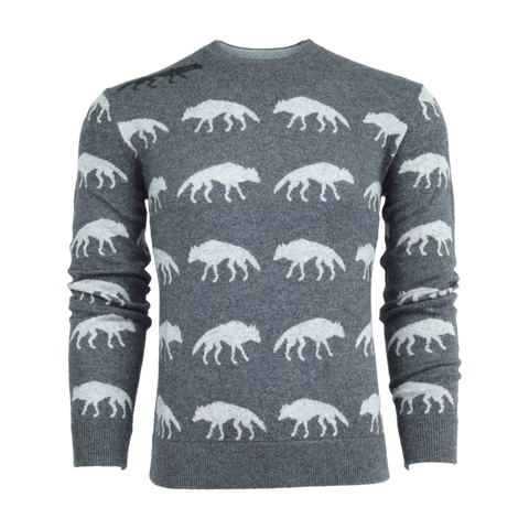 ALPHA WOLF SWEATER WAL1001