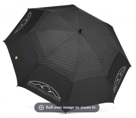 Sun Mountain Umbrella - Automatic