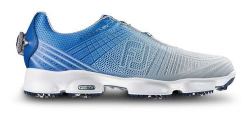 Foot Joy HyperFlex II BOA Golf Shoes - Blue/Silver 51032