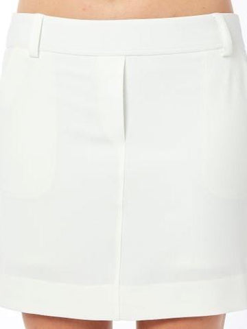 Belyn Key Oxford Skort BSK0009 Assorted Colors
