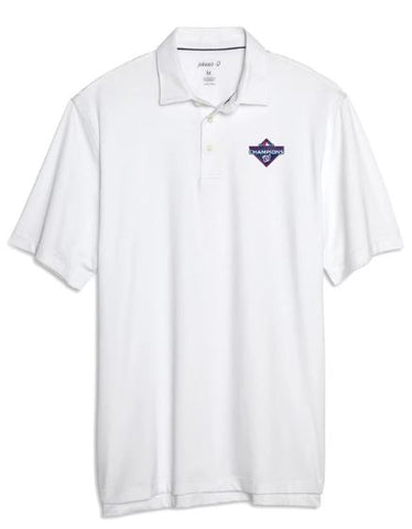 Johnnie-O Washington Nationals World Series Champions Birdie PREP-FORMANCE Polo