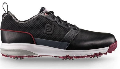 Foot Joy Contour Fit Golf Shoes - Black 54098