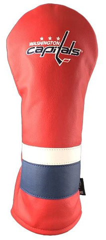 Dormie Washington Capitals Premium Leather Driver Headcover