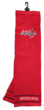 Team Golf Washington Capitals Embroidered Towel