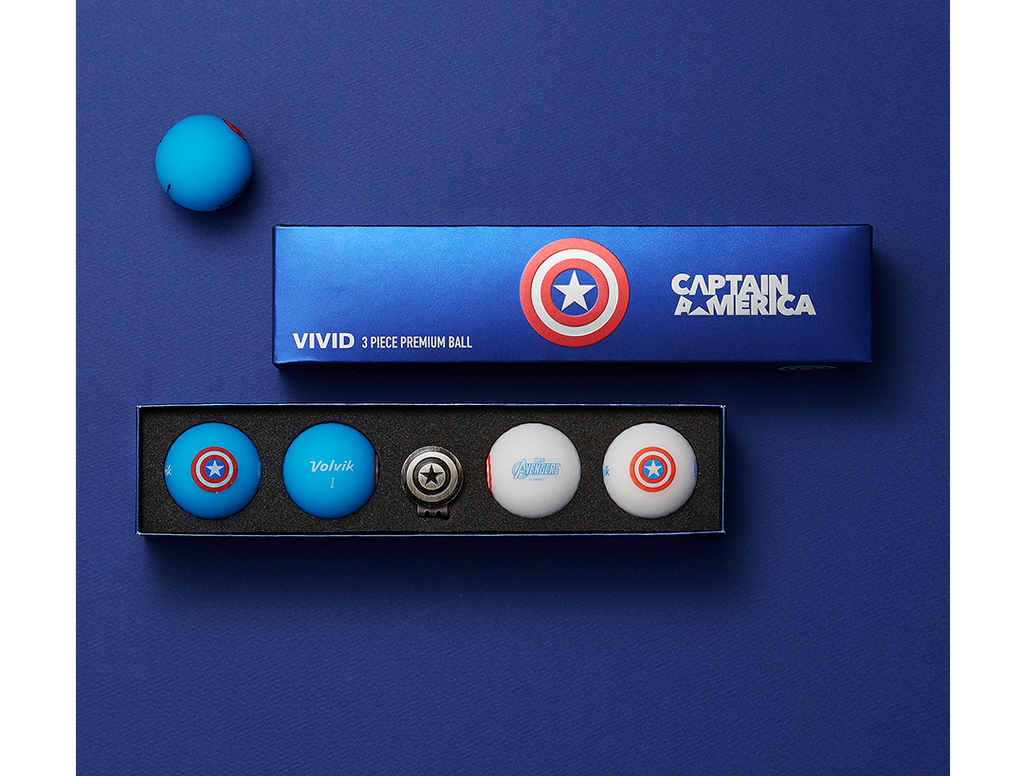 Volvik Marvel X Golf Balls