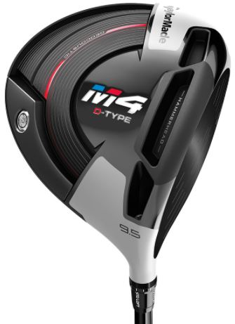 TaylorMade 2018 M4 D-Type Ladies Driver