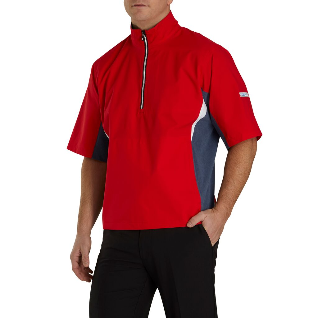 FootJoy HydroLite Short Sleeve Rainshirt 23784