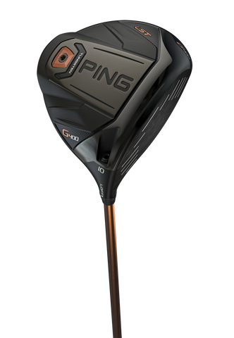PING G400 LST Driver w/ Mitsubishi Kuro Kage Silver Dual-Core TiNi Shaft - PreOrder Today for a 7/27 Release