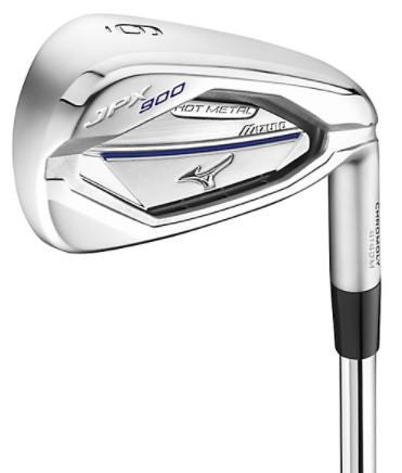 Mizuno JPX 900 Hot Metal Steel Iron Set