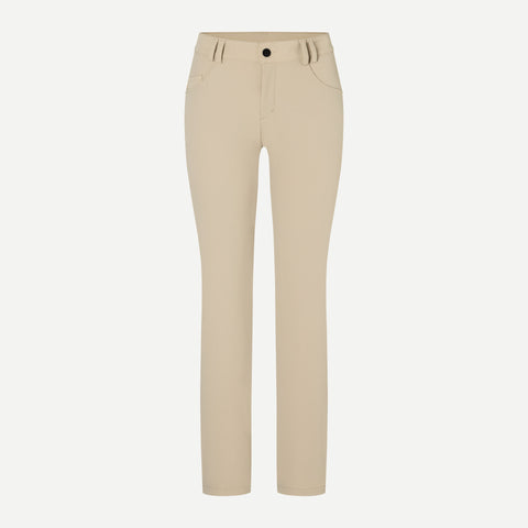 KJUS Ladies Ikala Warm Pants LG20-E00 Oxford Tan