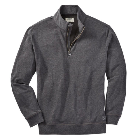 POLARTEC 1/4 ZIP LS482