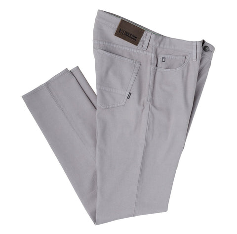 LINKSOUL FIVE POCKET BLEND PANT LS661