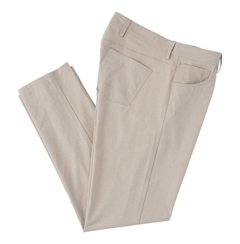 LINKSOUL CTN BLEND 5 POCKET PANTS LS694