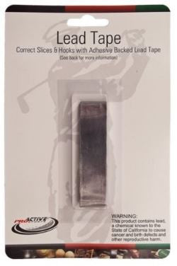 ProActive Sports Lead Tape Pack