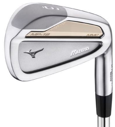 Mizuno MP-18 MMC Steel Iron Set