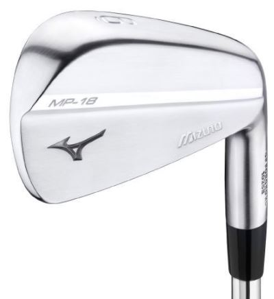 Mizuno MP-18 Steel Iron Set