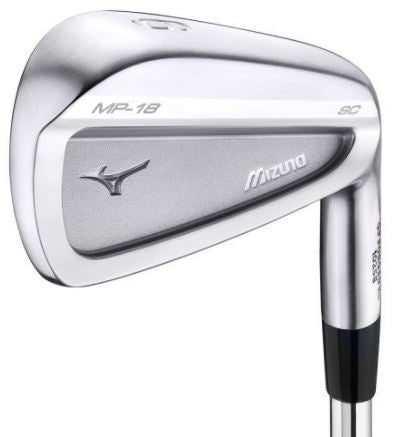Mizuno MP-18 SC Steel Iron Set