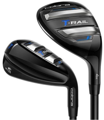 Cobra T-RAIL Iron-Hybrid Combo Set