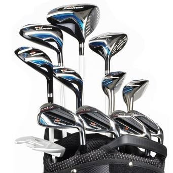 Tour Edge Mens Hot Launch Progressive Set