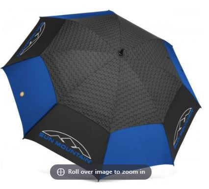 Sun Mountain Umbrella - Manual