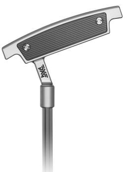 PXG Mustang CHROME Putters
