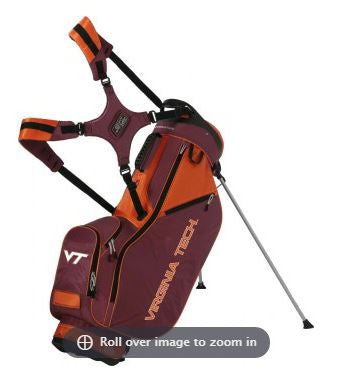 5e567b6f3f1 Sun Mountain Collegiate-Licensed Stand Bag