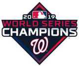 Nike Washington Nationals World Series Champions Victory Polo - AVAILABLE IN-STORE ONLY
