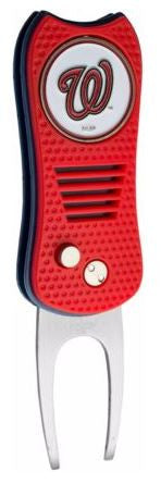 Team Golf Washington Nationals Switchfix Divot Tool