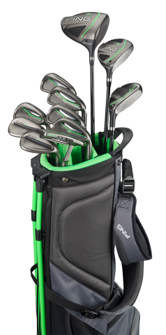 Ping Prodi G Junior Hoofer Stand Bag Clubs Not Included Golfdom