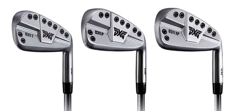 PXG 0311 Gen3 Nippon Modus 120 Steel Iron Set