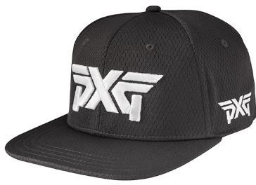 PXG Fitted ProHex Flat Bill Hat