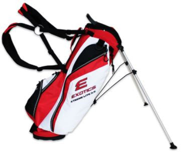 Tour Edge Exotics XTREME Lite 3.5 Stand Bag