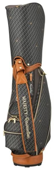 Majesty Limited Resurrection X Caddy Bag: Smokey Black