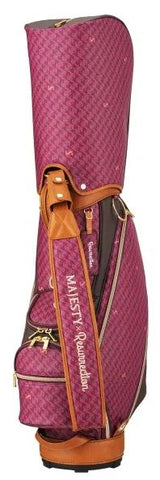 Majesty Limited Resurrection X Caddy Bag: Fuchsia