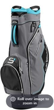 Sun Mountain Women's Series One Cart Bag