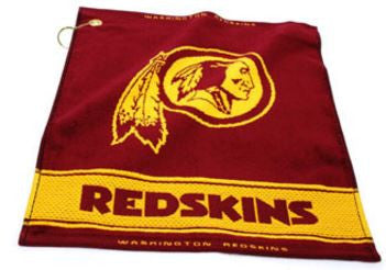 Team Golf Washington Redskins Woven Golf Towel