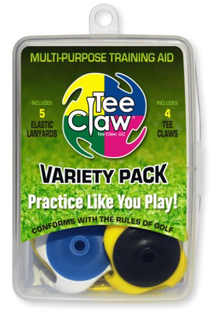 Tee Claw Four Pack