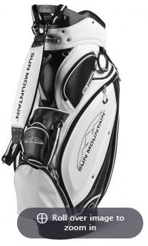 Sun Mountain 2017 Tour Series Cart Bag