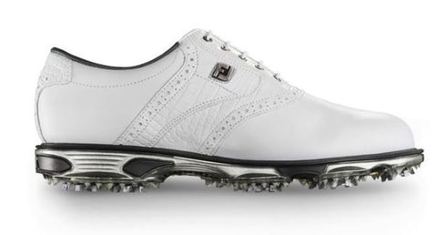 Foot Joy DryJoys Tour Golf Shoes - White 53673