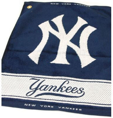 Team Golf New York Yankees Woven Golf Towel