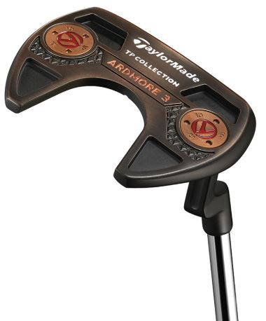 TaylorMade TP Black Copper Collection Ardmore 3 Putter